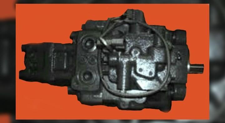 Komatsu Hydraulic Pumps