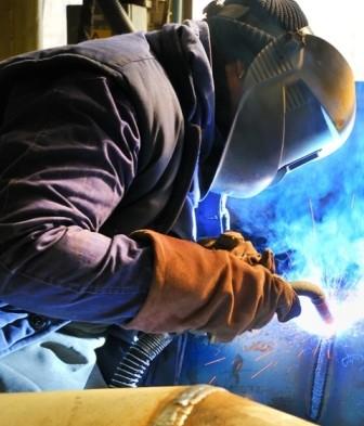 John Deere 755B Crawler Track Frame Welding Procedure