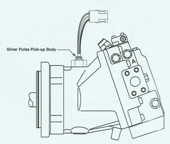 Sunstrand Sauer Danfoss Series 90 – Pulse Sensing Change
