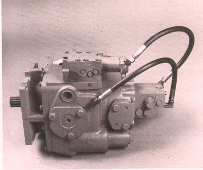 Sundstrand Sauer Danfoss Series 20 – Motor Pressure Compensator Control