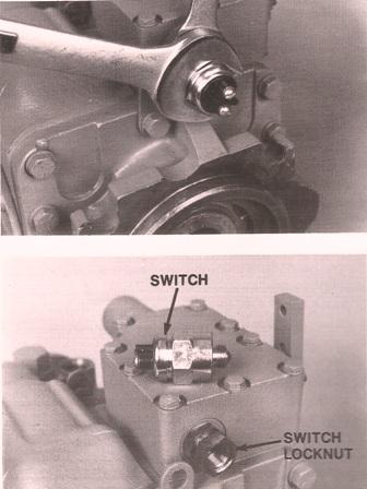 Sundstrand Sauer Danfoss Series 20 – Neutral Start Switch Replacement Part 1