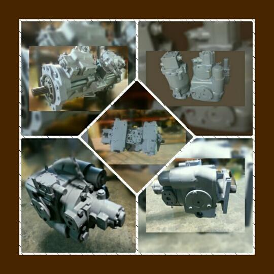 Bomag Aftermarket Hydraulic Parts