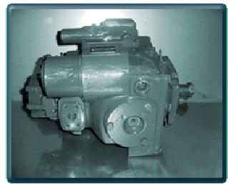 Sundstrand Sauer Danfoss 21-2101 Hydraulic Piston Pump