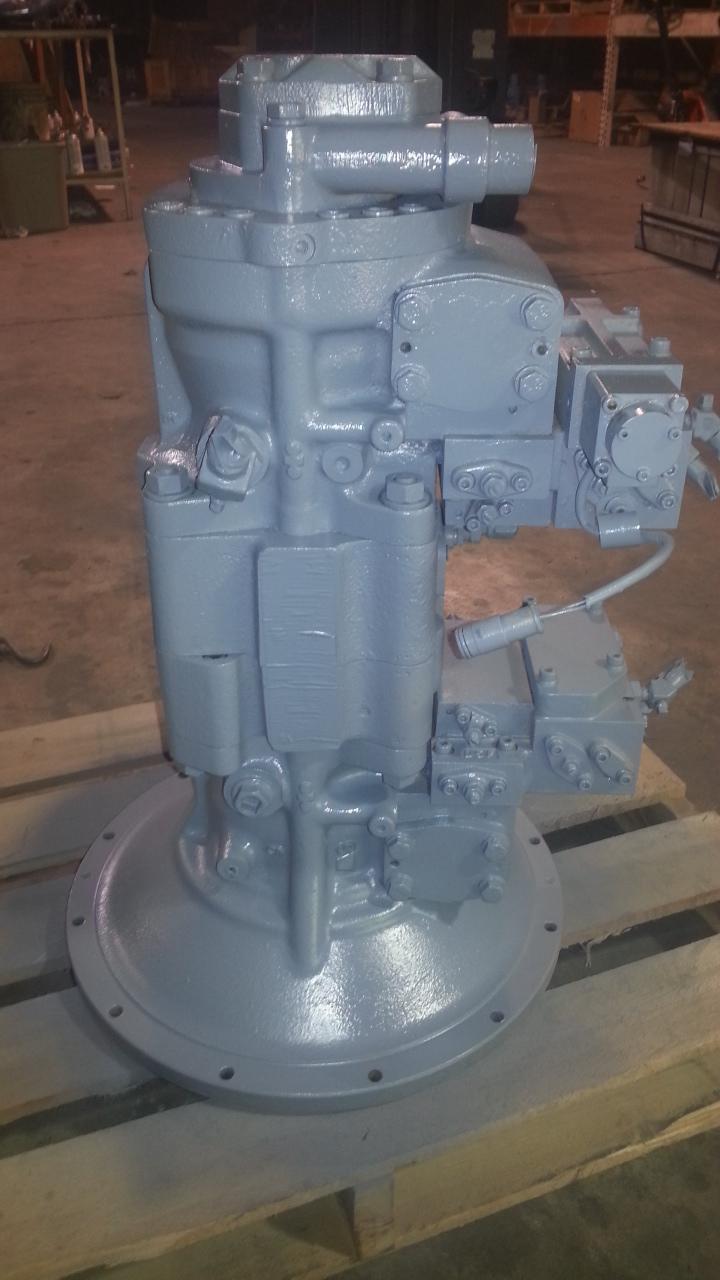 Komatsu Excavator Hydraulic Main Pump