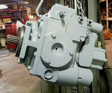 Eaton Hydrostatic-Hydraulic Variable Piston Pump Repair
