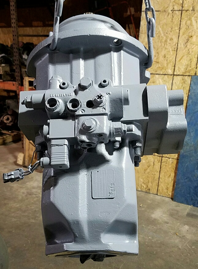 What Hydraulic Pumps and Motors  We Can Repair