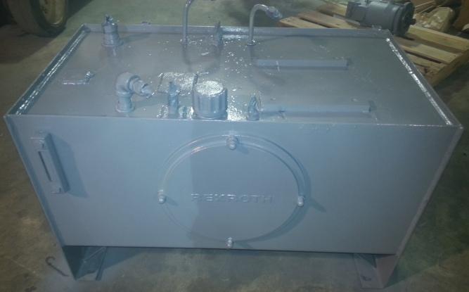 Sundstrand Sauer Danfoss Series 15 Maintenance
