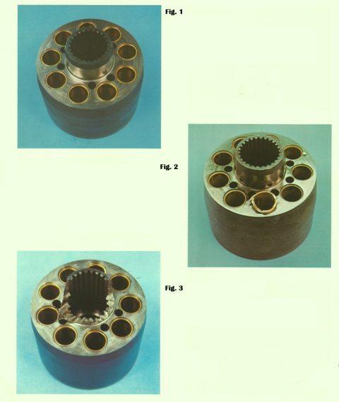 Sundstrand Sauer Danfoss Series 20 Cylinder Block Procedures