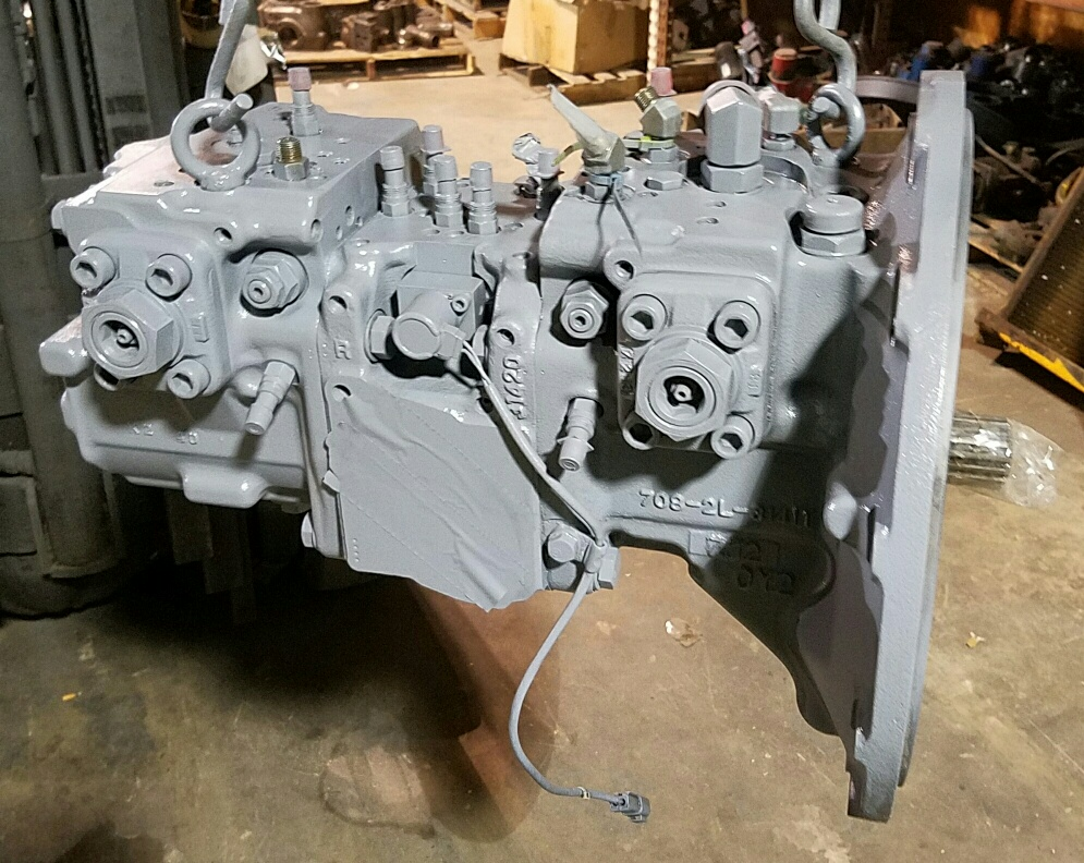 Hydrostatic Transmission Service Warranty Procedures On All Of Ours Pumps & Motors We Sell, Repair or Rebuild