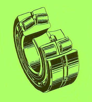Sundstrand Sauer Danfoss Bearings – Spherical Rollers