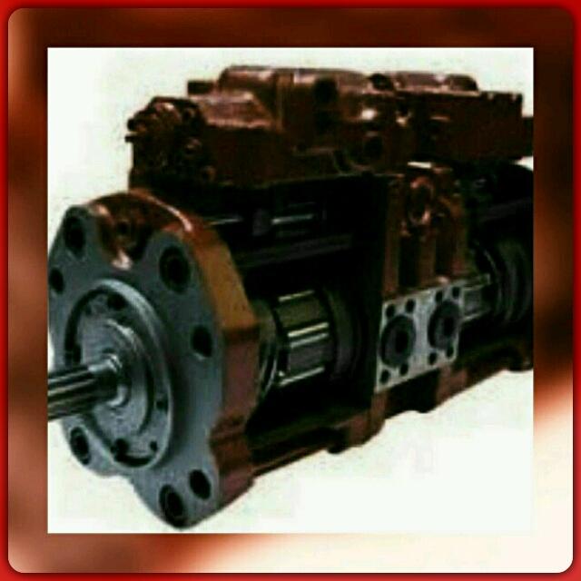 Kann Hydraulic Pumps