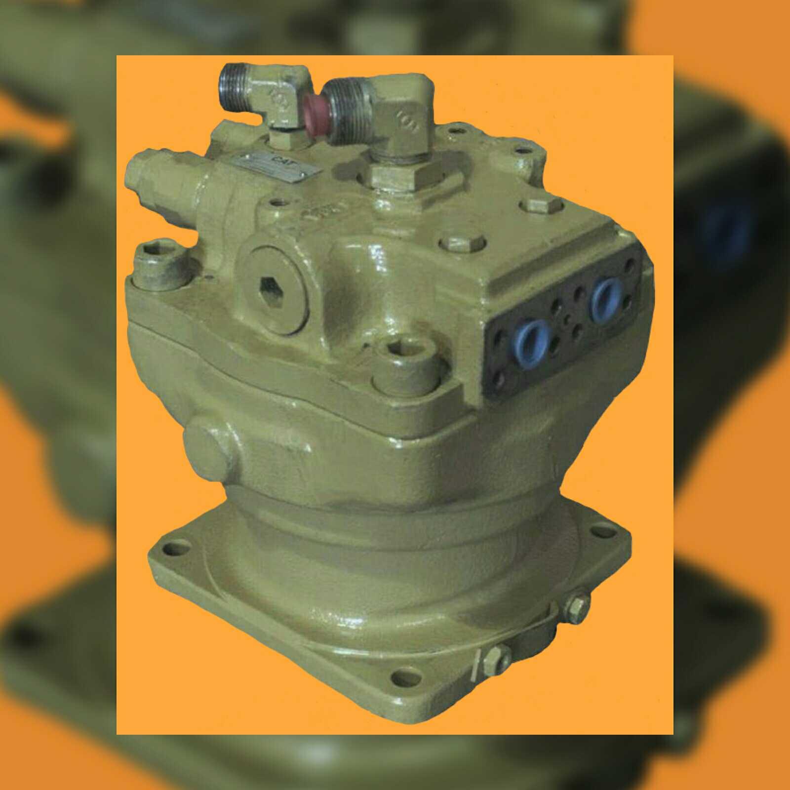 Caterpillar Excavator CAT320 Hydrostatic-Hydraulic Pump Repair