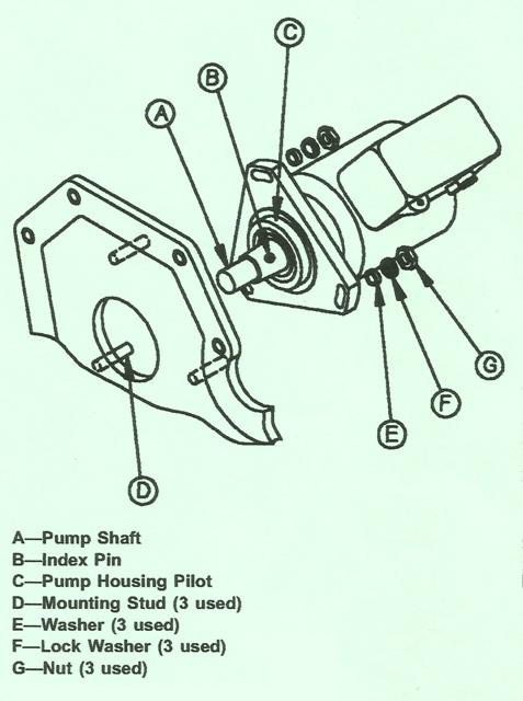 John Deere 755B Crawler Fuel Injection Pump