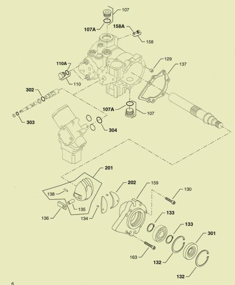 Sundstrand Sauer Danfoss Series 40 PV M46
