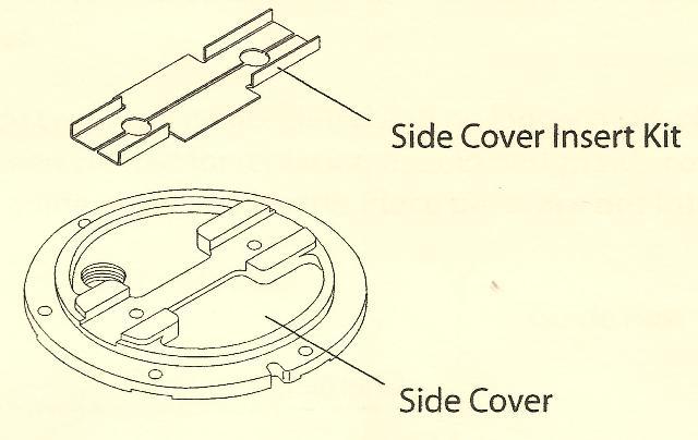 Sundstrand Sauer Danfoss Series 90 42cc Side Cover Redesign Change