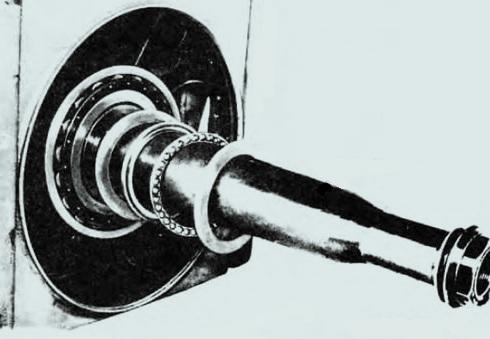 Vickers PV45C Pintle Bearing Shimming Procedure
