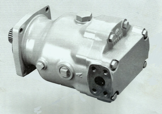 Vickers Fixed Displacement Piston Motor Part 1