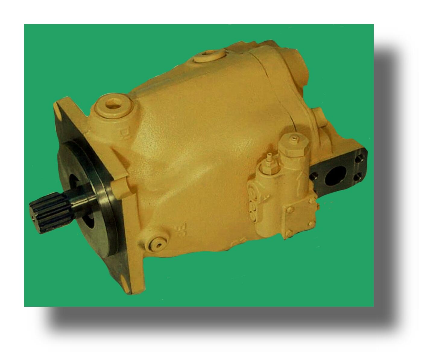 Denison Hydraulic Pump and Motor Repair