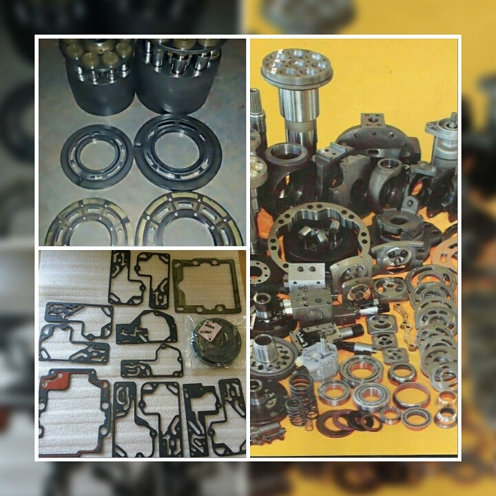 Sundstrand Sauer Danfoss Hydraulic Parts, Pumps & Motors
