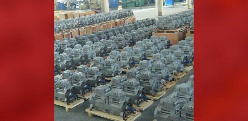 Case Hydraulic Excavator Pump/Motor Repair