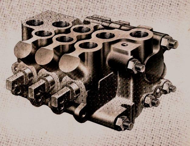 Vickers Multiple Unit Valves CM2 Series 30