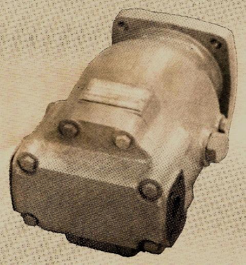 Vickers Transmission Motors TB35 Series
