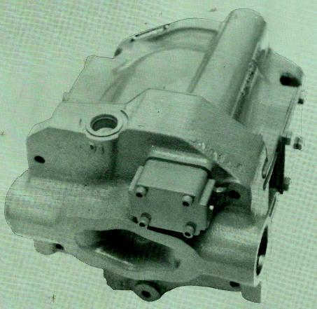 Vickers Dual Displacement Pilot Operated Piston Motor MVE-19