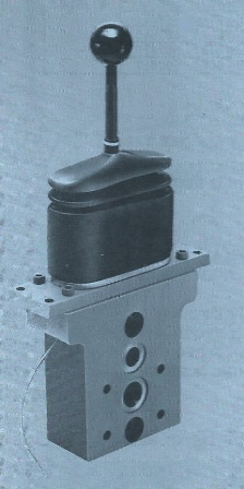 Vickers Remote Control