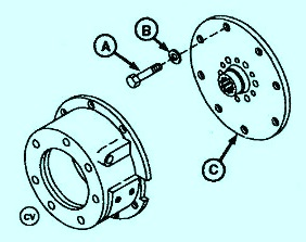 John Deere Crawler 755B Install/Remove Connector Disk