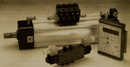 Rexroth Electric Pneumatic Positioner