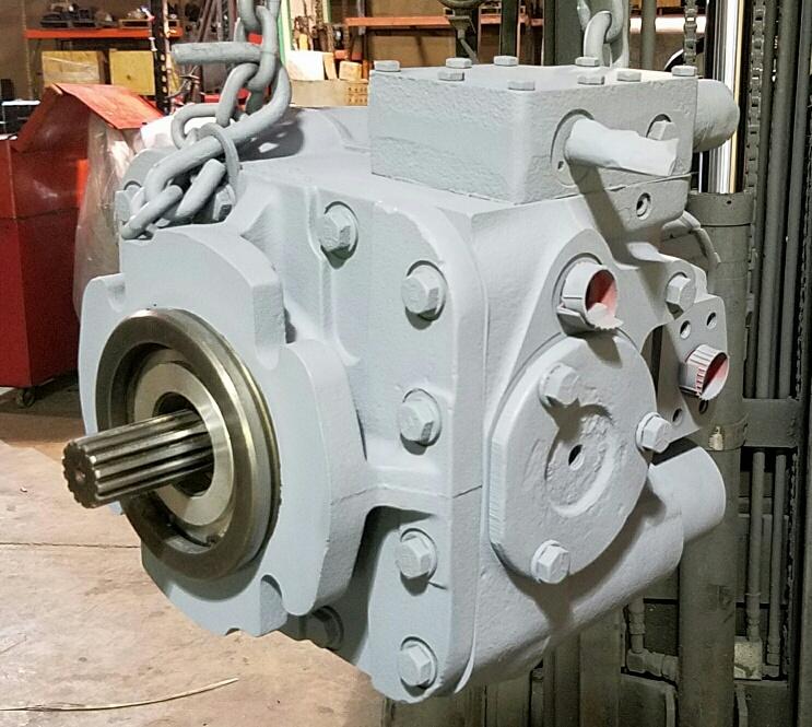 Sundstrand Danfoss Sauer Hydraulic Pump Repair Experts