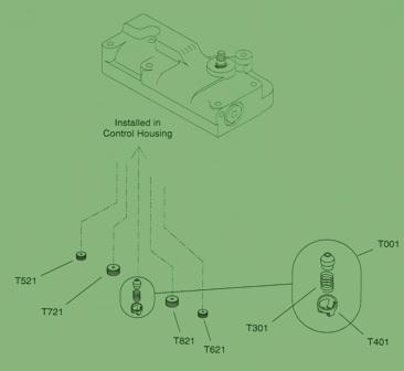 Sundstrand Sauer Danfoss Hydraulic Pump/Motor 90 Series – Orifice