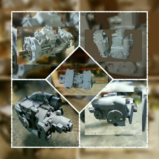 Grimmer Schmidt After Market Hydraulic Parts