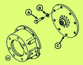John Deere 755B Crawler – Remove & Install A Connector Disk