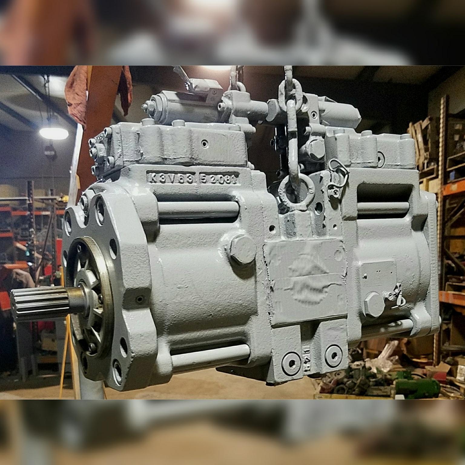 Hydrostatic Spraying Equipment