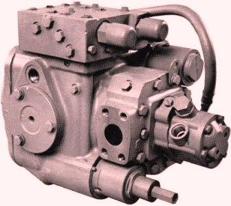 Sundstrand Sauer Danfoss Hydraulic Open Circuit Controls