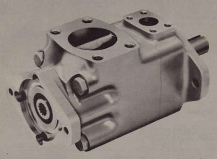 Vickers F3 25VQT Thru Drive Hydraulic Vane Pump