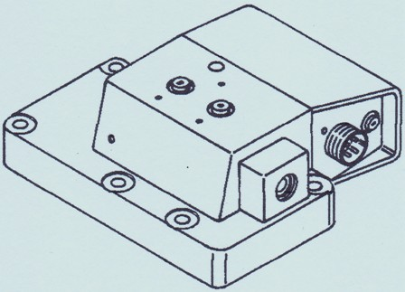 Eaton 76 Series Electrohydraulic Stroke Control