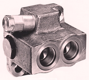 Priority Outlet Valve That Would Go On A Pump