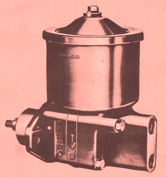 Vickers Power Hydraulic Steering Pump VT 16/17-100