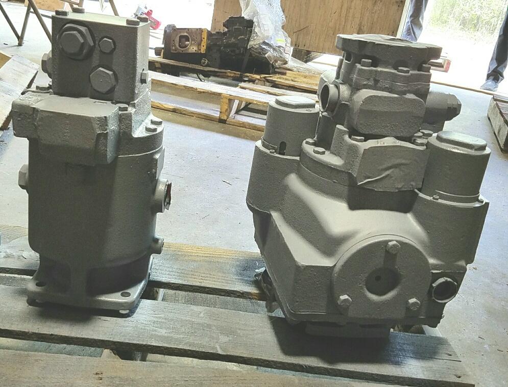 Sundstrand Sauer Danfoss Hydrostatic Parts Links for Repairs
