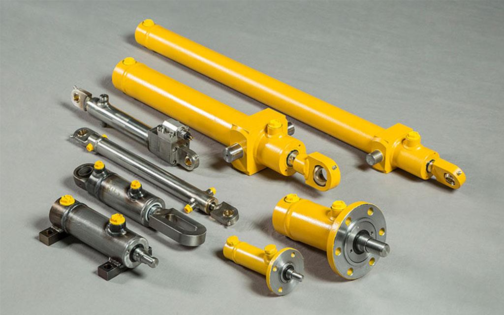Standard Hydraulic Cylinders