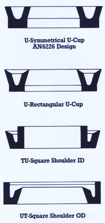 U Cup Seals – General Information