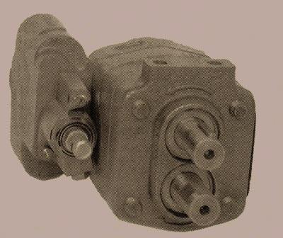 G101/102 Hydraulic Pump/Valve Combo