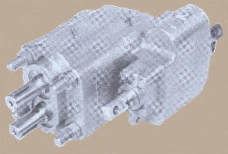 Series C101/C102 Hydraulic Pump & Motors for Dump Trucks and Trailers