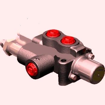 Sundstrand Sauer Danfoss Series 20 Hydraulic Control