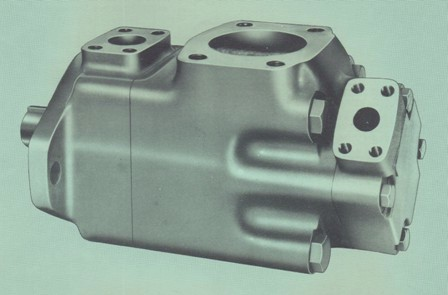 Vickers Flex Plate Double Hydraulic Pumps