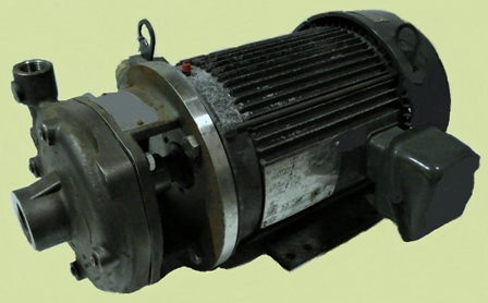 Series SPM20 Tandem Motor