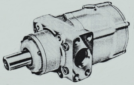 Denison Model P1F07 Volume Pump With A Spring Hold Down