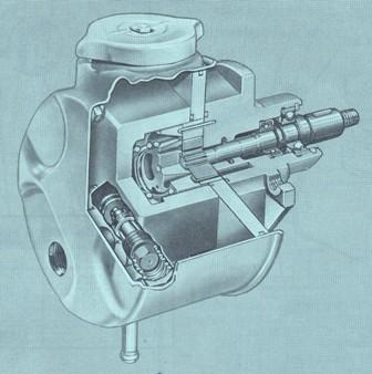 Vickers Power Steering Pump VTM40/41 Series 12-14